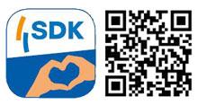 QR-Code für die SDK-App iOS